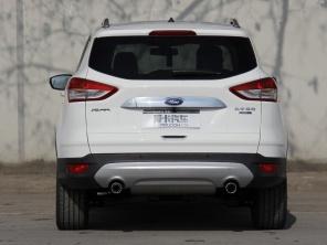 福特翼虎与竞品车身尺寸对比-舒适性改善 配置提升 爱卡试驾翼虎1.5T高清图片