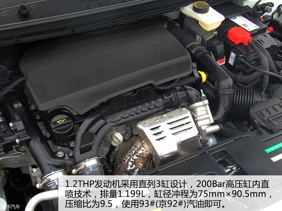 2015款标致4081.2t 自动豪华版