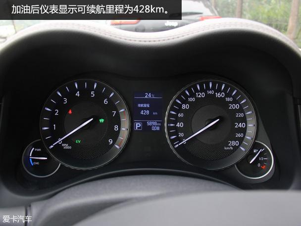 英菲尼迪(进口)2015款Q70L混合动力