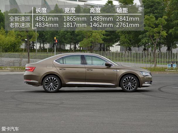 上海大众斯柯达2016款速派