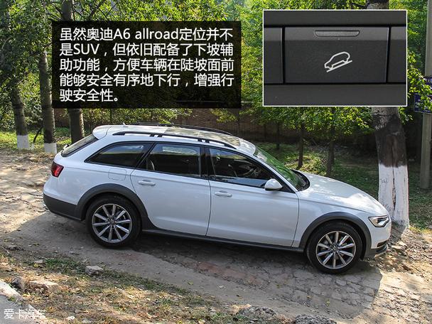 奥迪(进口)2015款奥迪A6 allroad