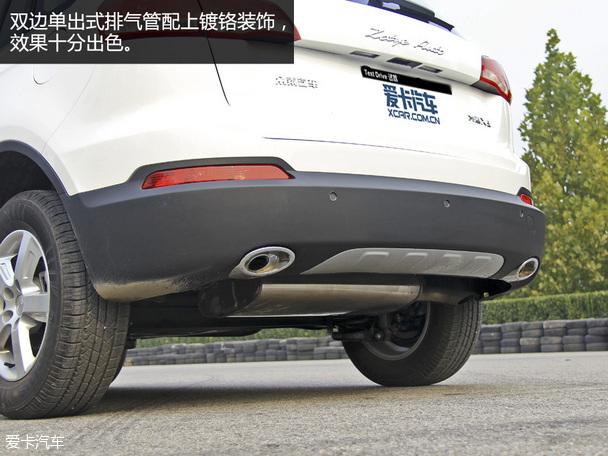 众泰汽车2015款大迈X5