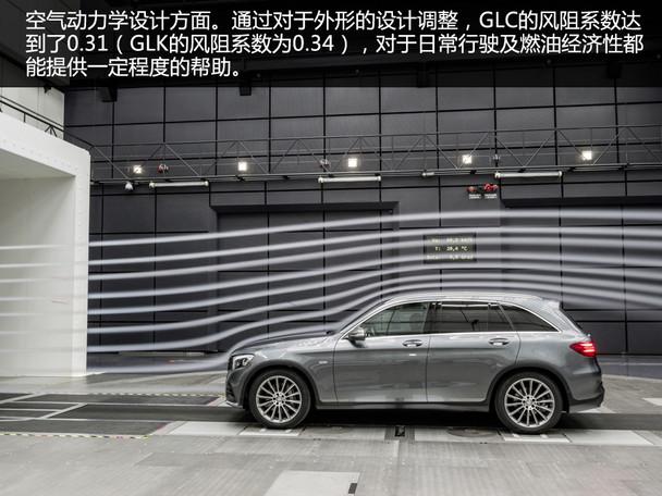 从硬朗到圆润爱卡试北京奔驰glc2.0t汉腾x7是属于什么系列的车子图片