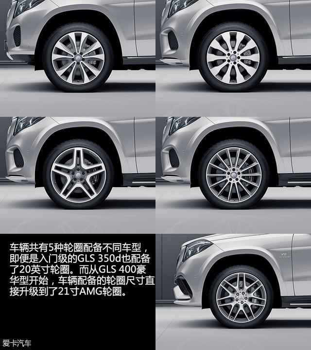 奔驰(进口)2016款奔驰GLS级