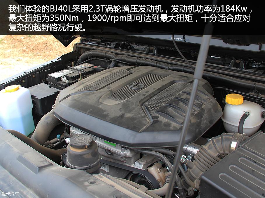 北京汽车2016款北京BJ80