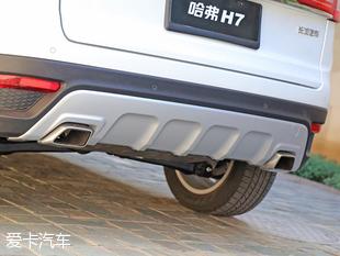 哈弗汽车2016款哈弗H7