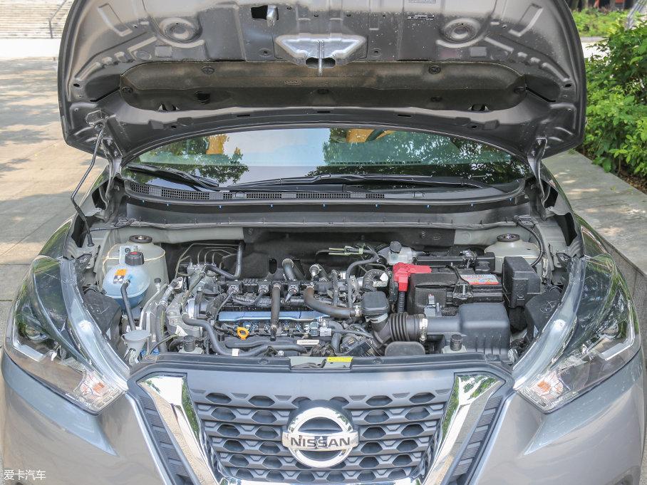 劲客搭载的是日产第三代HR15的1.5L自然吸气全铝发动机。91kW(124Ps)/6300rpm的最大功率和147Nm/4400rpm的最大扭矩,表现没有XR-V的地球梦科技发动机来的惊艳。