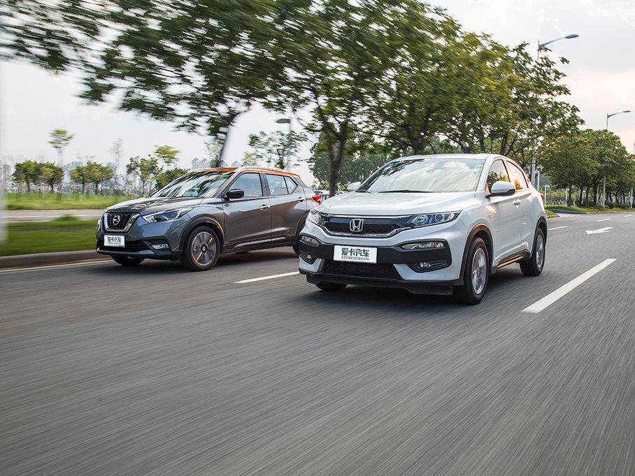 两车在噪音控制方面做得都不算是特别出色,劲客的路噪和胎噪都有改进的空间。XR-V则是发动机噪音比较明显,不过也可以理解为给驾驶者提供速度反馈,伴随发动机的嘶吼声感受加速的快感。