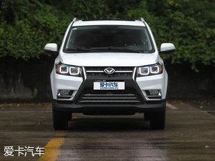 试驾 2016北汽幻速S3L