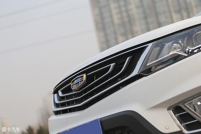 吉利汽车2016款远景SUV