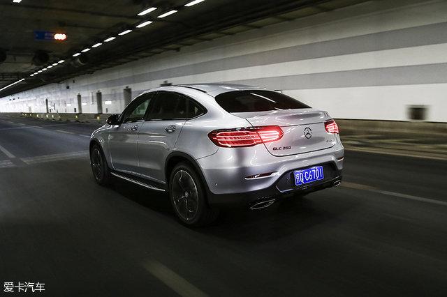 奔驰GLC260 Coupe