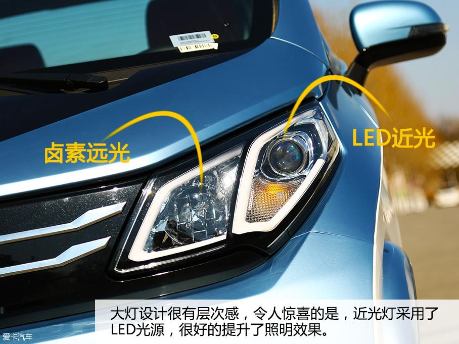 众泰E200同样具有众泰汽车高配置、高颜值的特点。更难得的是,虽然是一款入门电动车,但是众泰E200的驾驶质感并没有拖它的后腿。