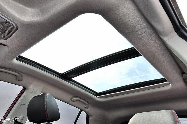 其表 爱卡试驾东南汽车DX3 SRG高清图片