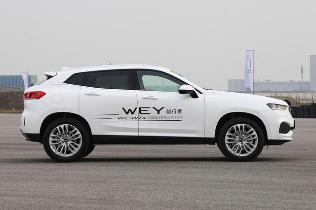 WEY2017款WEY VV7