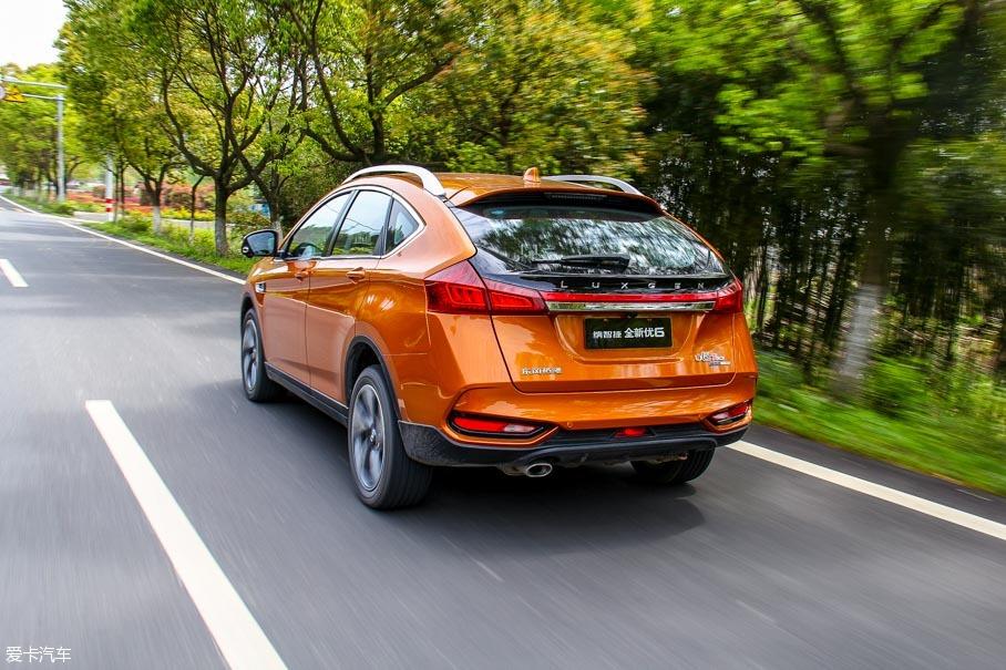 纳智捷2017款优6 SUV