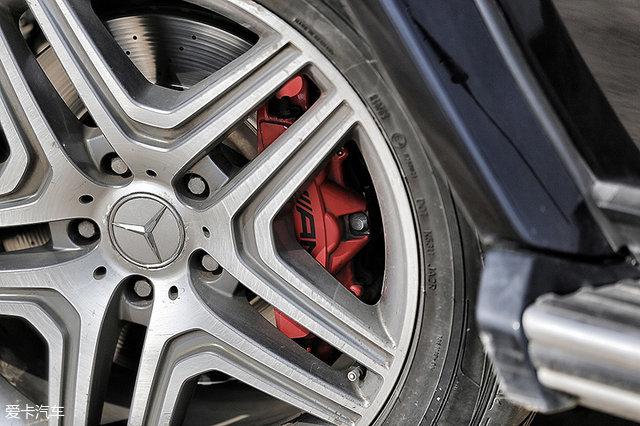 奔驰AMG2016款奔驰G级AMG