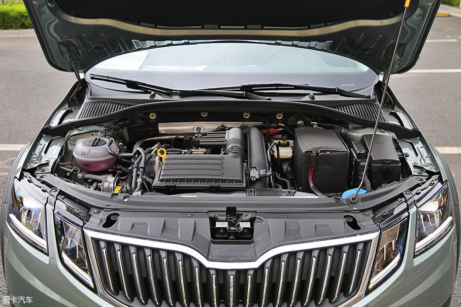 EA211系列1.2T涡轮增压发动机的最大功率为85kW(116Ps)/5000rpm,峰值扭矩为200Nm/2000-3500rpm。