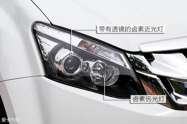 江西五十铃2017款D-MAX