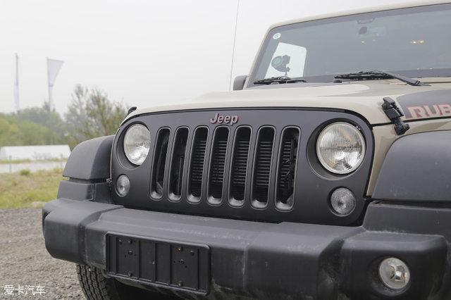 Jeep2017款牧马人