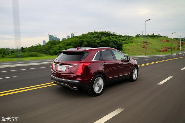 上汽通用凯迪拉克2017款凯迪拉克XT5混合动力