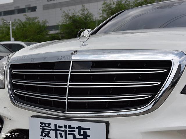 2018款奔驰S450L 4MATIC