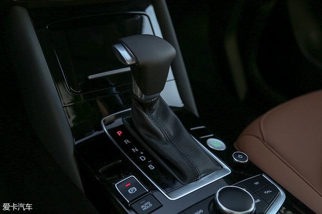 经济实惠的新选择 试驾宝沃BX5 20TGDI