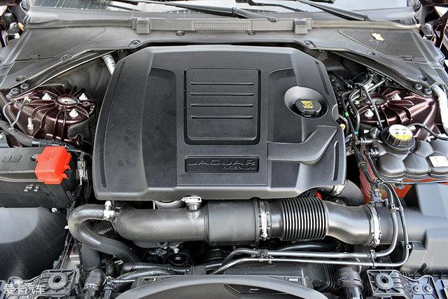测试2018款捷豹XFL 250PS豪华版