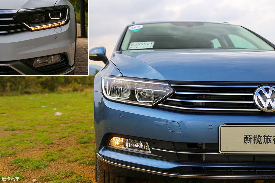 由于是低配车型,所以LED日间行车灯缺席,并且远近光灯也均采用卤素作为光源。下方的卤素方灯并不是雾灯,只要车辆通电便会亮起,疑似日间行车灯。