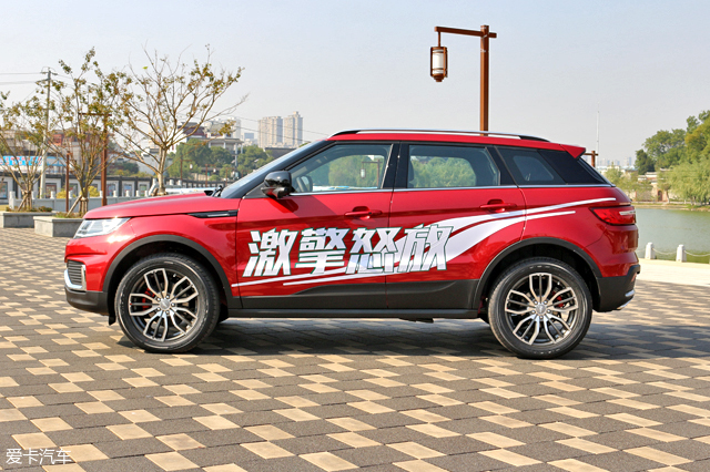 陆风汽车2018款陆风X7