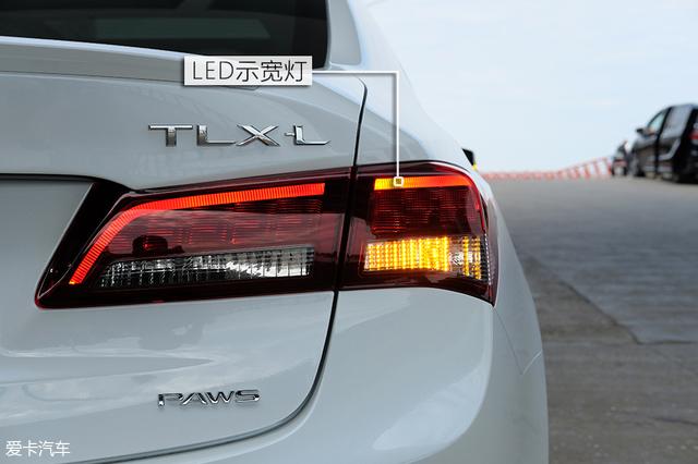 广汽讴歌TLX-L