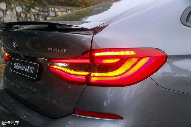 宝马(进口)2017款宝马6系GT