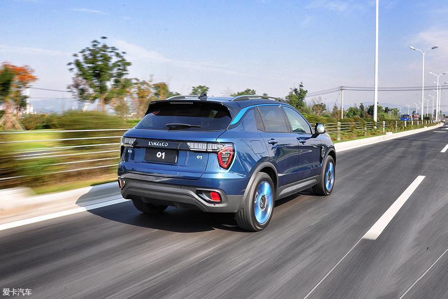 另外,由沃尔沃技术团队负责调校的新车底盘,在确保驾乘舒适性的同时,仍赋予了领克01扎实稳健且具有厚重感的底盘表现。