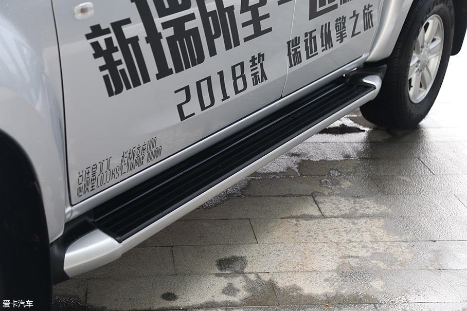 江西五十铃2018款瑞迈