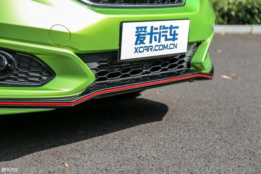 省下一笔改装费 试广汽本田飞度潮跑版