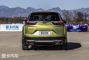 2018年度车CRV