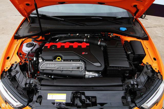 让超跑汗颜 赛道试奥迪RS 3 Limousine