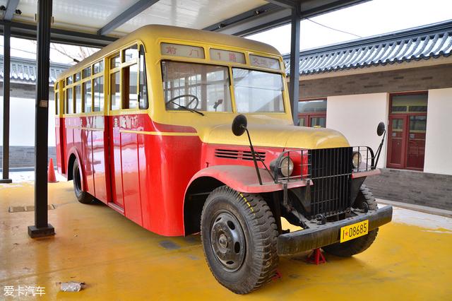 改革开放40周年 谈建国时期公交的变化