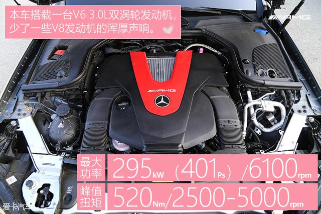 E43 AMG