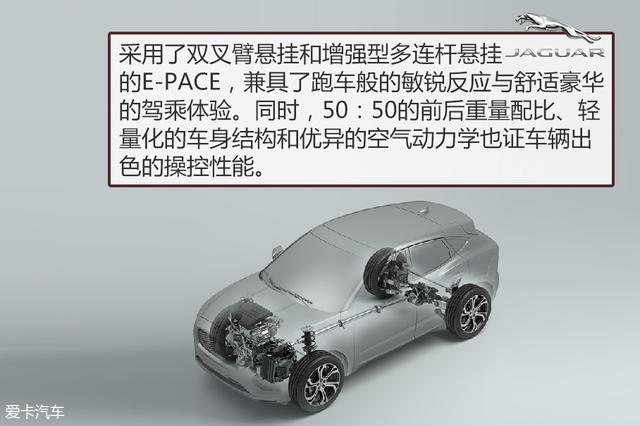 试驾E-PACE