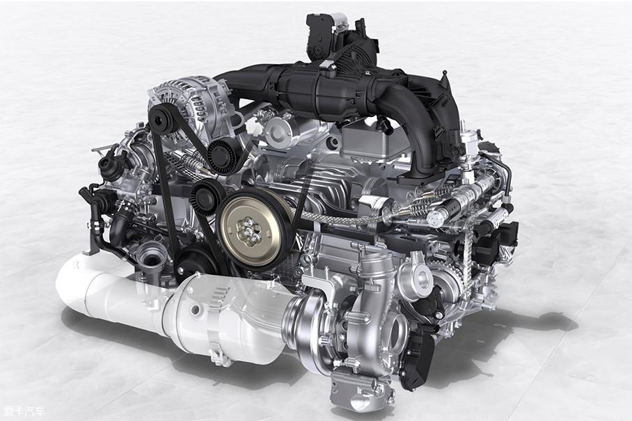 首先,我们来说说保时捷为全新一代Boxster/Cayman所打造的两台四缸涡轮发动机,确实从结构上,新发动机较老款缺少了两缸,排量自然也有所降低。但在动力方面,这两台发动机可一点没有比老款低,甚至有增无减。2.5L最大功率为257kW(350Ps)/6500rpm,最大扭矩为420Nm/...