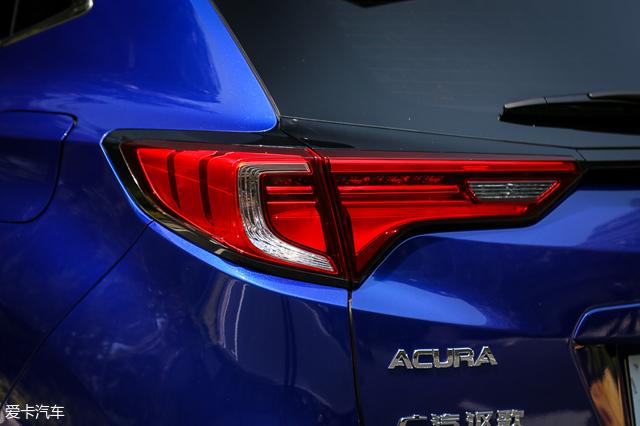 广汽讴歌2017款广汽Acura CDX