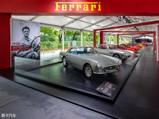 法拉利2015款LaFerrari