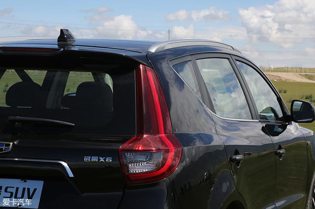 新远景SUV;远景;远景SUV;
