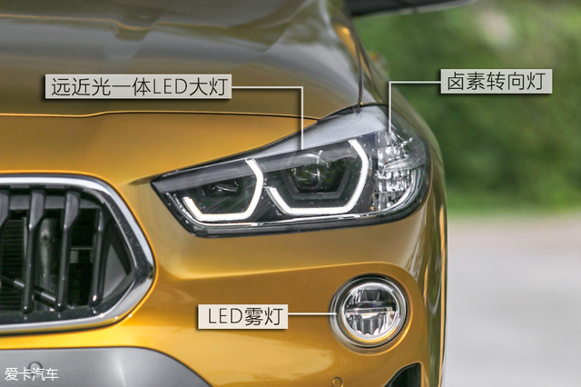 张扬的实力派 测创新BMW X2 sDrive25i