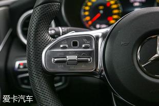 全新动力C位出道 试驾奔驰C260运动版