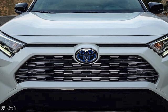 丰田(进口)2019款丰田RAV4