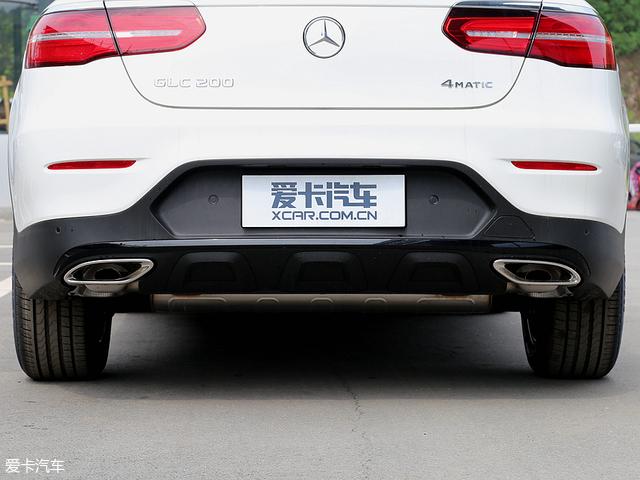 奔驰GLC轿跑SUV