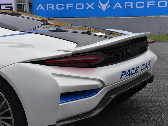 抢先体验ARCFOX 7