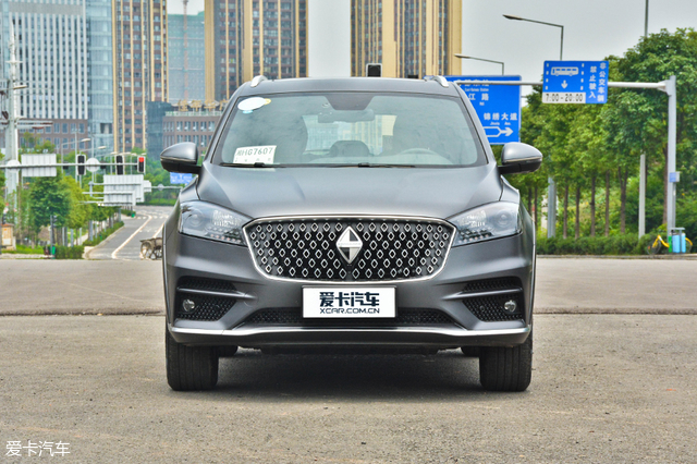 2018款宝沃BX7 TS