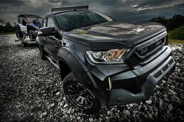 2018款福特Ranger